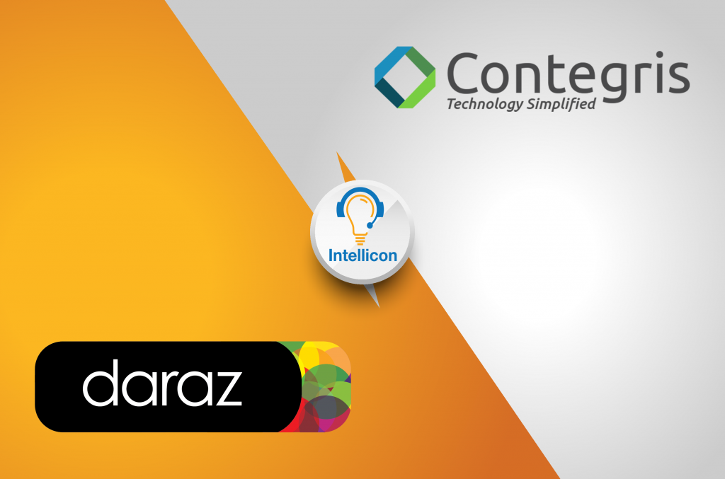 Daraz - One of the largest E-commerce players deploys Intellicon to deliver Outstanding Customer Experience