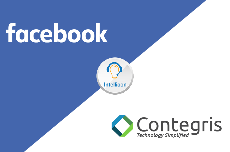 Contegris signed contract with Facebook for the Integration of Messenger - Intellicon.io - Intelligent Contact Center Solution