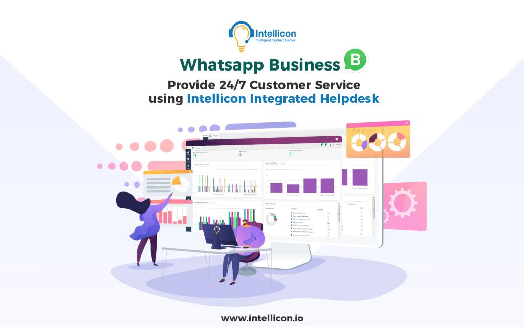 Whatsapp Business - Integrated Helpdesk